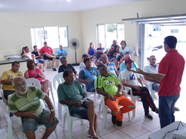 Secretaria de Obras de Araranguá apresenta reivindicações